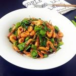河虾怎么做好吃-小炒河虾