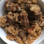 排骨焖饭电饭锅版本