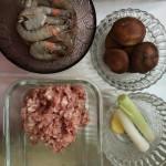 鲜肉虾仁香菇馄饨