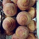 玫瑰豆沙千层酥