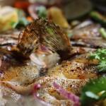 香烤石斑鱼