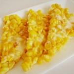 蛋黄玉米烙