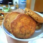 红糖贴饼子