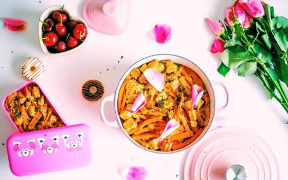 咖喱蔬菜猪里脊肉