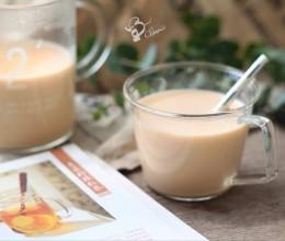 鲜玫瑰奶茶