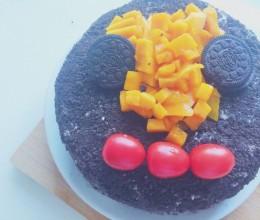 奥利奥奶油蛋糕