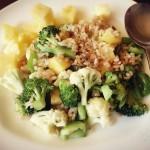 简单的低卡高营养糙米饭