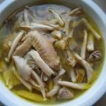 土鸡汤的做法