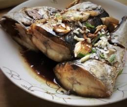 空气炸锅香煎鲅鱼