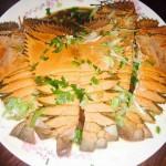 蒜蓉琵琶蝦