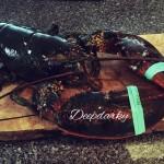 加拿大龙虾刺身