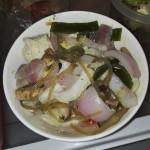杂蔬牛肉炒粉丝