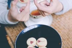 樱花曲奇 樱花饼干