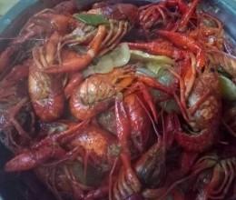 香辣十三香龙虾