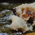 最简单朴素的咸肉粽