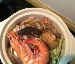 海鲜砂锅🍲