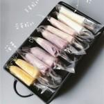 各种棒冰  ▍ 菠萝冰棒&柠檬乳酪冰棒