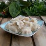 杏鲍菇猪肉水饺