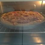 十寸萨拉米披萨