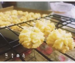 葱香曲奇(材料简单)