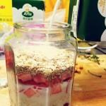 overnight oatmeal(脱脂)