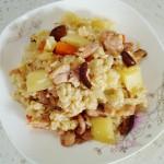 土豆雞肉燜飯