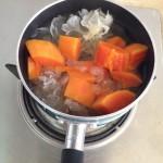 美容汤汤水水之——银耳木瓜汤