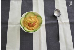 紅薯牛油果農湯