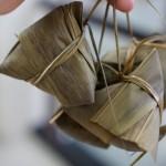 做一个有内涵的四角粽(超多料)