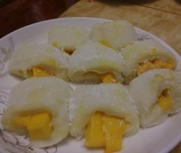 芒果椰蓉糯米糍