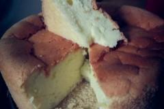 戚风蛋糕(6寸圆模)