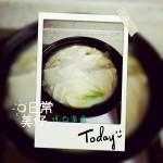 砂锅鲫鱼豆腐汤
