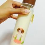 冷泡奶茶-拯救夏天的小天使
