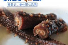 心海堂阿拉斯加海参(红刺参)的泡发和家常烹饪做方法