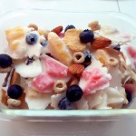 炎炎夏日,一抹清凉~营养美味炒酸奶!
