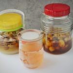 青梅糖浆(三种做法)