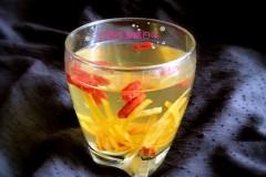橙皮蜂蜜水