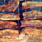 烤箱版味增腌腊肉