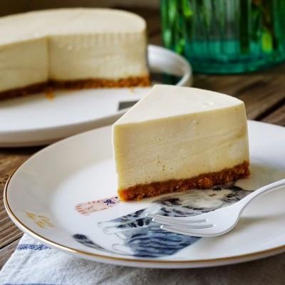 伯爵奶茶凍芝士蛋糕(免烤)