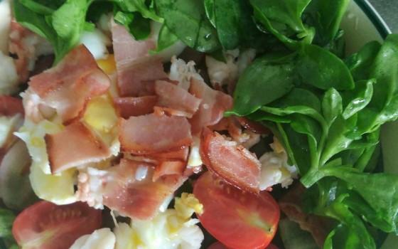 早餐蔬果沙拉