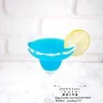 菜鸟学调酒之——蓝色玛格丽特鸡尾酒