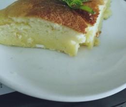 普通面粉戚风蛋糕