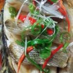 清蒸豉油鳜鱼