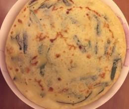 清香花椒叶煎饼