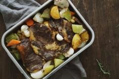 【山姆厨房】焖烤牛霖肉
