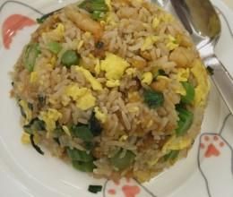 美味海胆炒饭