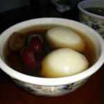 鸡蛋红枣红糖水