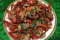 香蒜小龙虾