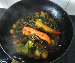 美味的东北烀咸菜