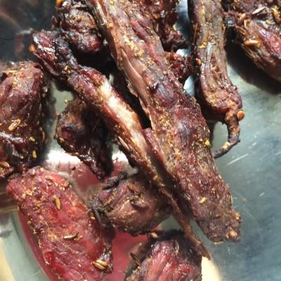 内蒙古风干牛肉干